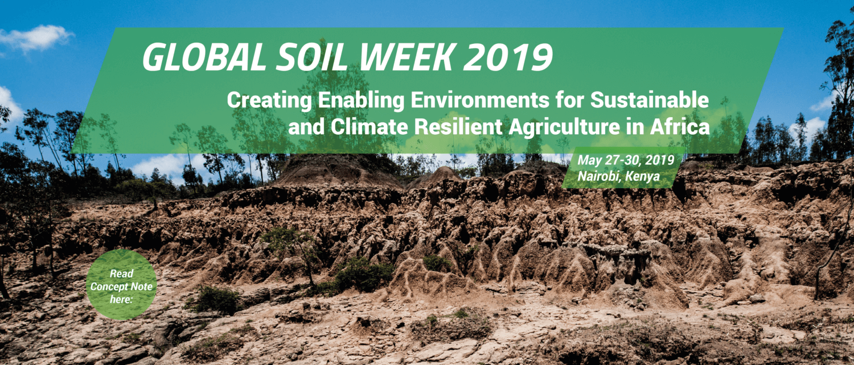 The Global Soil Week (GSW)