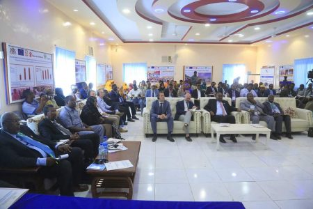Launch of Education for Light III Project PUNTLAND,SOMALIA